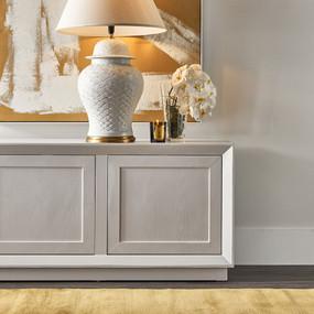 Buffet Cabinet - White BLM