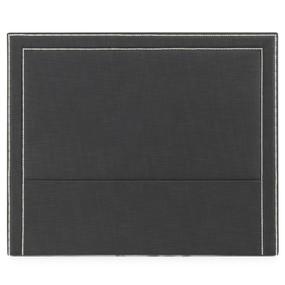 King Bedhead - Charcoal Grey MHT