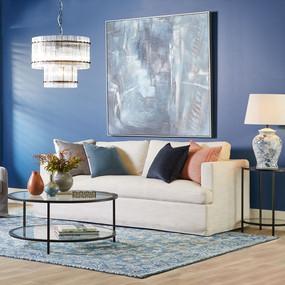 Sofa - White BRK