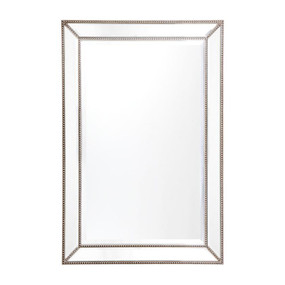 Wall Mirror - Antique Silver ZWM