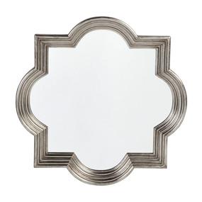 Wall Mirror - Antique Silver MRK