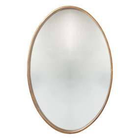Wall Mirror - Gold DTN