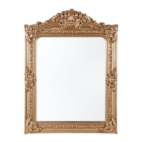 Wall Mirror - Antique Gold ELZ
