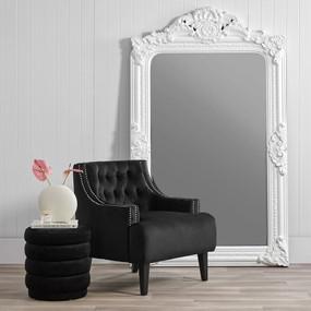 Floor Mirror - White ELZ