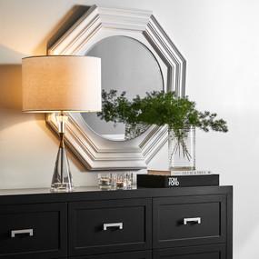 Wall Mirror - White RYS