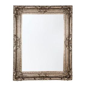 Wall Mirror - Antique Silver ALX