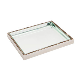 Tray - Antique Silver ZTM