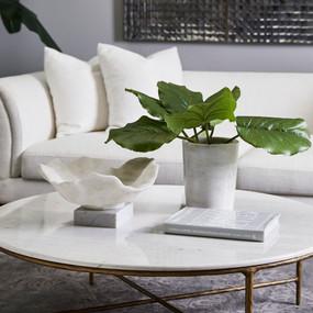 Planter - White VLL