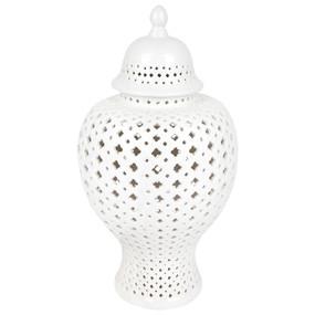 Jar - White MJL