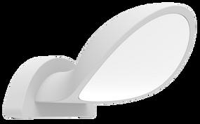 Wall Light - 10W 430lm IP65 3000K 185mm White