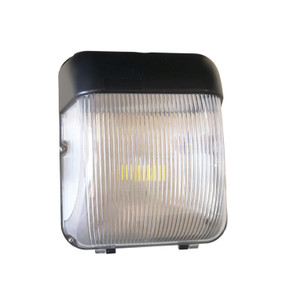 Wall Light - Vandal Resistant 20W 1900lm IP65 IK10 5000K 310mm Black