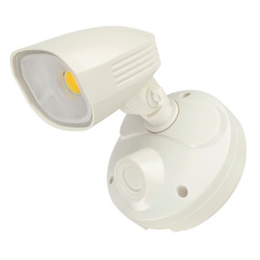 Spotlight - 10W 1100lm IP54 4200K 122mm White