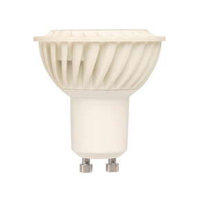 GU10 LED Globe - 4W 300lm 3000K 54mm Non-Dimmable White