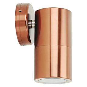 Wall Light - 35W IP65 3000K 110mm Copper