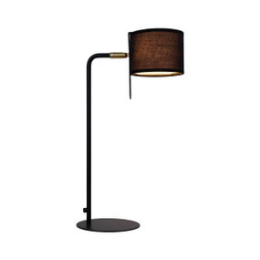 Table Lamp - G9 3.3W 310lm 2700K 500mm Black