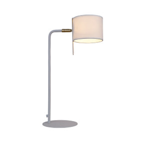 Table Lamp - G9 3.3W 310lm 2700K 500mm White