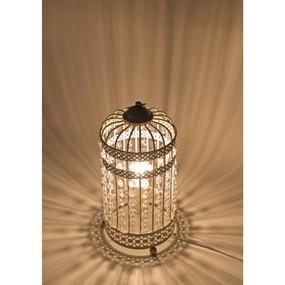 Table Lamp - E14 40W 300mm White