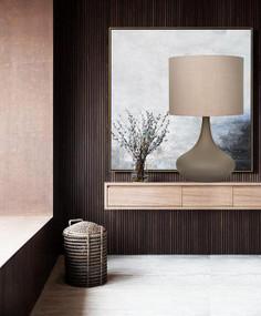 Table Lamp - E27 60W 490mm Concrete