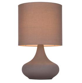 Table Lamp - E27 60W 330mm Concrete