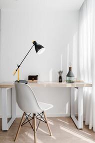 Table Lamp - E27 60W 700mm Black
