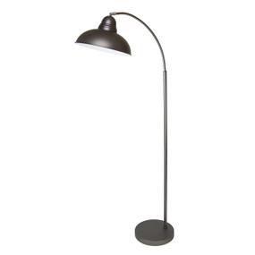 Floor Lamp - E27 60W 1400mm Antique Chrome