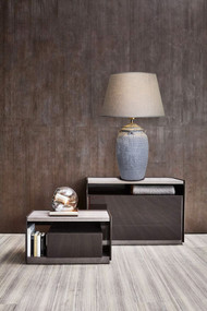 Arbo Table Lamp - E27 60W 550mm Grey
