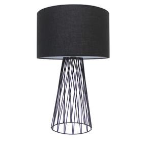 Table Lamp - E27 60W 470mm Black