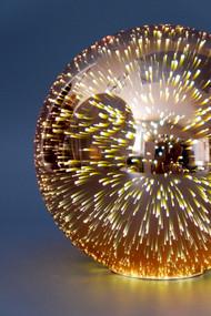 Table Lamp - E27 60W 250mm Copper