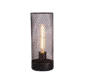 Table Lamp - E27 60W 290mm Black