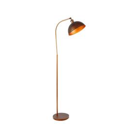 Floor Lamp - E27 40W 1500mm Pewter