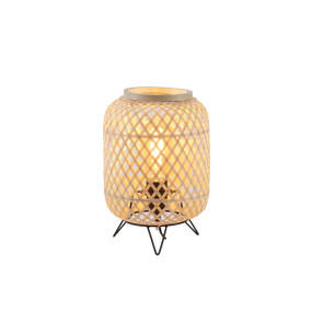 Table Lamp - E27 60W 275mm Natural