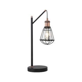 Table Lamp - E27 60W 490mm Black