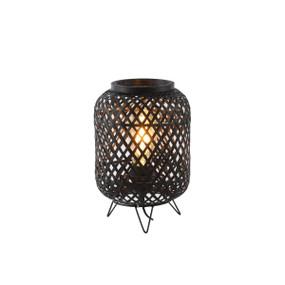 Table Lamp - E27 60W 275mm Black