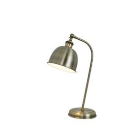 Desk Lamp - E27 60W 450mm Antique Brass