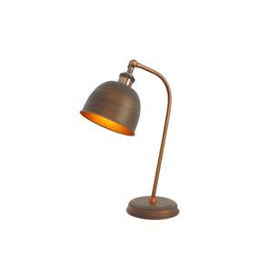 Desk Lamp - E27 60W 450mm Pewter