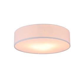 Ceiling Light - E27 180W 500mm White