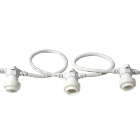 String Lights - E27 250W IP44 5m White