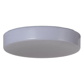 Replacement Polycarbonate Light Diffuser MR5 - White