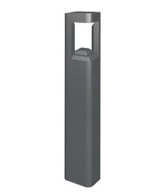 Bollard Light - 7W 193lm IP54 3000K 800mm Grey - Min10