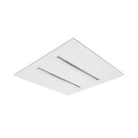 LED Panel - Non-Dimmable 28W 3045lm IP20 4000K 0.6x0.6m - Min10