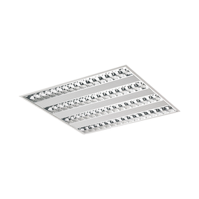 LED Troffer Light - Non-Dimmable 40W 2900lm IP20 5000K 0.6x0.6m - Min10