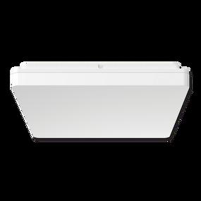 Marine Grade Vandal Resistant Wall or Ceiling Light - 35W 400mm Tri Colour IP54 IK08 Square - Min10