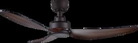 Fan With Remote - 142cm 56in 34W Oil-Rubbed Bronze 8 Speed - Min10