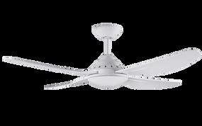 Fan - 122cm 48in 75W White 3 Speed - Min10