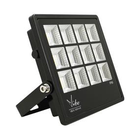 Flood Light - Vandal Resistant 100W 9500lm IP66 IK08 4000K 254mm Commercial Grade - Min10