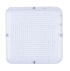Emergency Light - Industrial Strength Vandal Proof Weatherproof IP65 IK10 Bulkhead 2000lm LED 2 Hours - Min10
