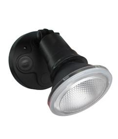 Flood Light - 5000K 800lm 70.5mm 10W Black - Min10