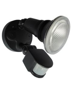 Security Light - Sensor 5000K 800lm 70.5mm 10W Black - Min10