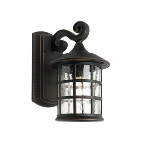 Coventry Small Bronze Wall Light
