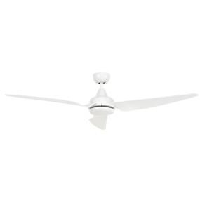 Aparta Ceiling Fan - 127cm 50inch 60W Matte White 3 Speed